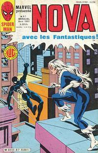 Cover Thumbnail for Nova (Editions Lug, 1978 series) #87