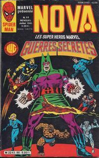 Cover Thumbnail for Nova (Editions Lug, 1978 series) #90