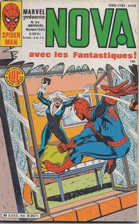 Cover Thumbnail for Nova (Editions Lug, 1978 series) #94