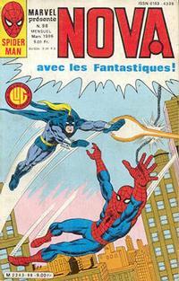 Cover Thumbnail for Nova (Editions Lug, 1978 series) #98
