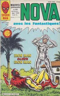 Cover Thumbnail for Nova (Editions Lug, 1978 series) #100