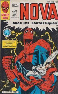 Cover Thumbnail for Nova (Editions Lug, 1978 series) #102