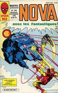 Cover Thumbnail for Nova (Editions Lug, 1978 series) #106
