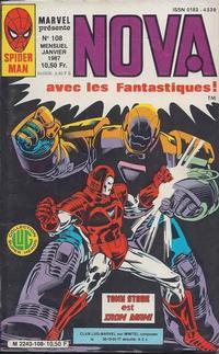 Cover Thumbnail for Nova (Editions Lug, 1978 series) #108