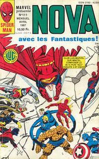 Cover Thumbnail for Nova (Editions Lug, 1978 series) #111