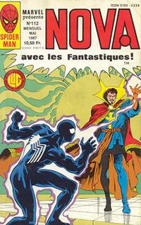 Cover Thumbnail for Nova (Editions Lug, 1978 series) #112