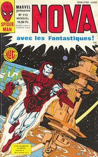 Cover Thumbnail for Nova (Editions Lug, 1978 series) #113