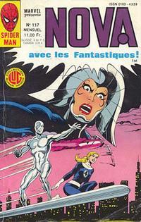 Cover Thumbnail for Nova (Editions Lug, 1978 series) #117