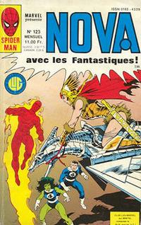 Cover Thumbnail for Nova (Editions Lug, 1978 series) #123