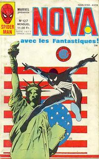 Cover Thumbnail for Nova (Editions Lug, 1978 series) #127