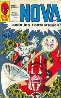 Cover Thumbnail for Nova (Editions Lug, 1978 series) #128