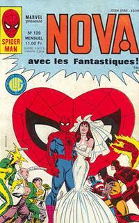 Cover Thumbnail for Nova (Editions Lug, 1978 series) #129