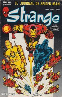 Cover Thumbnail for Strange (Editions Lug, 1970 series) #180