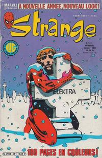 Cover Thumbnail for Strange (Editions Lug, 1970 series) #181