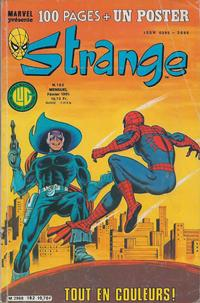 Cover Thumbnail for Strange (Editions Lug, 1970 series) #182