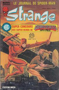 Cover Thumbnail for Strange (Editions Lug, 1970 series) #188