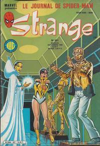 Cover Thumbnail for Strange (Editions Lug, 1970 series) #201