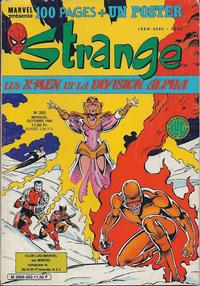 Cover Thumbnail for Strange (Editions Lug, 1970 series) #202