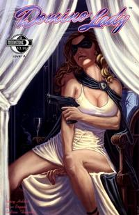 Cover Thumbnail for Domino Lady (Moonstone, 2009 series) #3