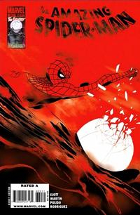 Cover Thumbnail for The Amazing Spider-Man (Marvel, 1999 series) #620 [Direct Edition]