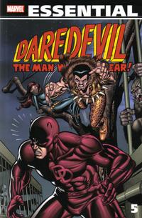 Cover for Essential Daredevil (Marvel, 2002 series) #5