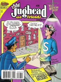 Cover Thumbnail for Jughead & Friends Digest Magazine (Archie, 2005 series) #36