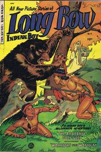 Cover Thumbnail for Long Bow (Superior Publishers Limited, 1952 series) #9