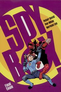 Cover Thumbnail for SpyBoy: Final Exam (Dark Horse, 2005 series)