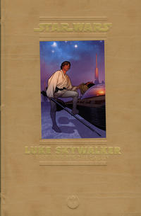 Cover Thumbnail for Star Wars: Luke Skywalker, Last Hope for the Galaxy (Dark Horse, 2008 series)
