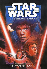 Cover Thumbnail for Star Wars: The Thrawn Trilogy (Dark Horse, 2009 series)