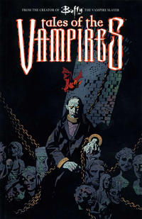 Cover Thumbnail for Tales of the Vampires (Dark Horse, 2004 series)