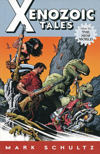 Cover Thumbnail for Xenozoic Tales (Dark Horse, 2003 series) #2 - The New World