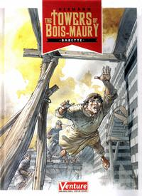 Cover Thumbnail for The Towers of Bois-Maury: Babette (Dark Horse, 2002 series)