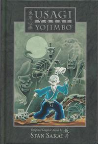 Cover Thumbnail for Usagi Yojimbo: Yokai (Dark Horse, 2009 series)
