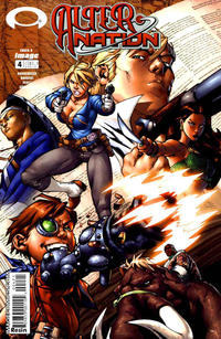 Cover Thumbnail for Alter Nation (Image, 2004 series) #4
