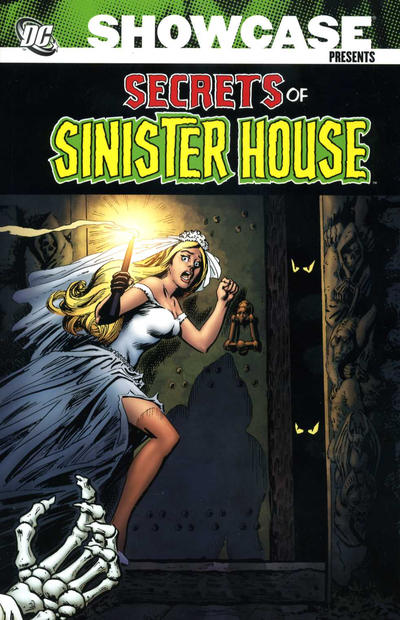 Cover for Showcase Presents: Secrets of Sinister House (DC, 2010 series)