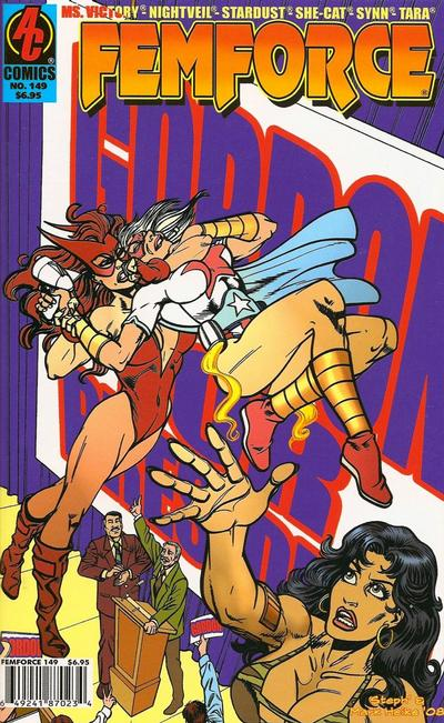Cover for FemForce (AC, 1985 series) #149