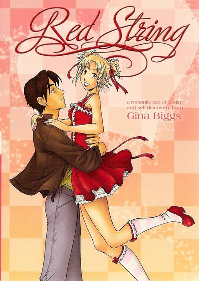 Cover for Red String (Dark Horse, 2007 series) #1