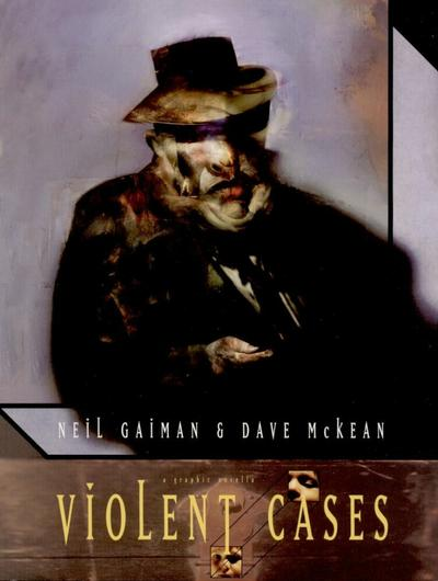 Cover for Violent Cases (Dark Horse, 2002 series)