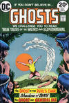 Cover for Ghosts (DC, 1971 series) #21
