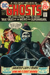 Cover for Ghosts (DC, 1971 series) #29