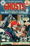 Cover for Ghosts (DC, 1971 series) #32