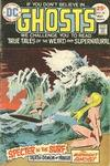 Cover for Ghosts (DC, 1971 series) #38