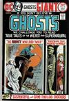Cover for Ghosts (DC, 1971 series) #40