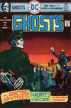 Cover for Ghosts (DC, 1971 series) #42