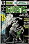 Cover for Ghosts (DC, 1971 series) #43
