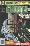 Cover for Ghosts (DC, 1971 series) #49