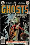 Cover for Ghosts (DC, 1971 series) #51