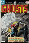 Cover for Ghosts (DC, 1971 series) #52