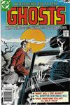 Cover for Ghosts (DC, 1971 series) #61